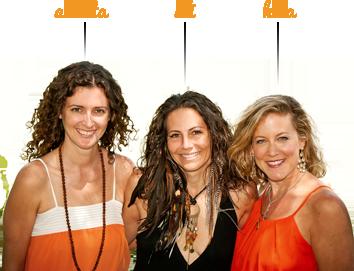 Amrita, Ali and Kiva